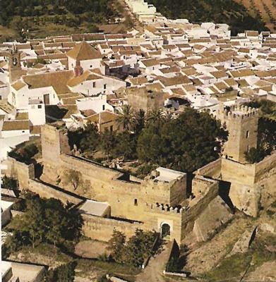 The town of Mairena del Alcor