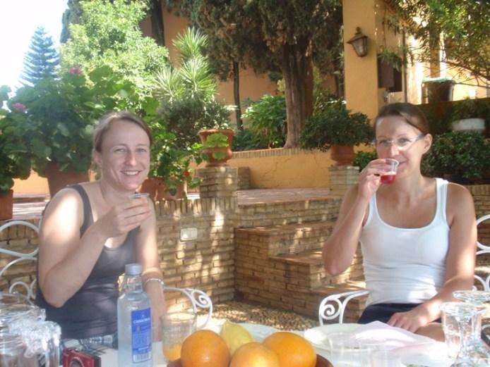Ave Maria Farm tour blood orange seville oranges