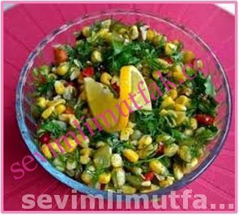 Dereotlu Cevizli Salata Nasıl Yapılır?