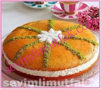 Padişah Yastığı Pastası Nasıl Yapılır?