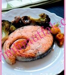 Fırında Somon Balığı Nasıl Pişirilir?