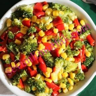 Brokoli Salatası Nasıl Yapılır?