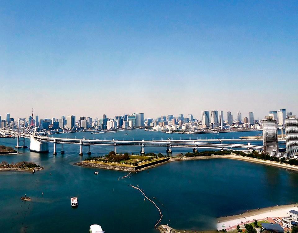 Tokyo Tower, Odaiba, Ginza, Ueno e Ikebukuro