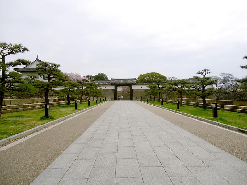Castelo-de-Osaka