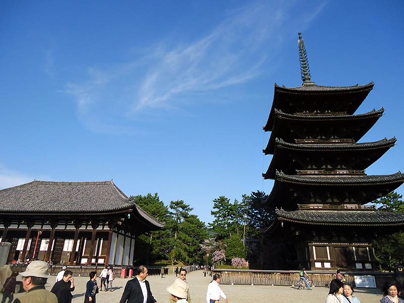 Templo e pagoda