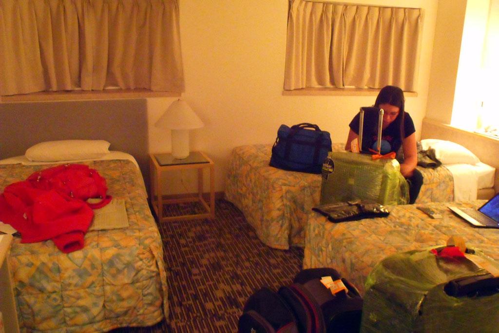quarto shinjuku washington hotel