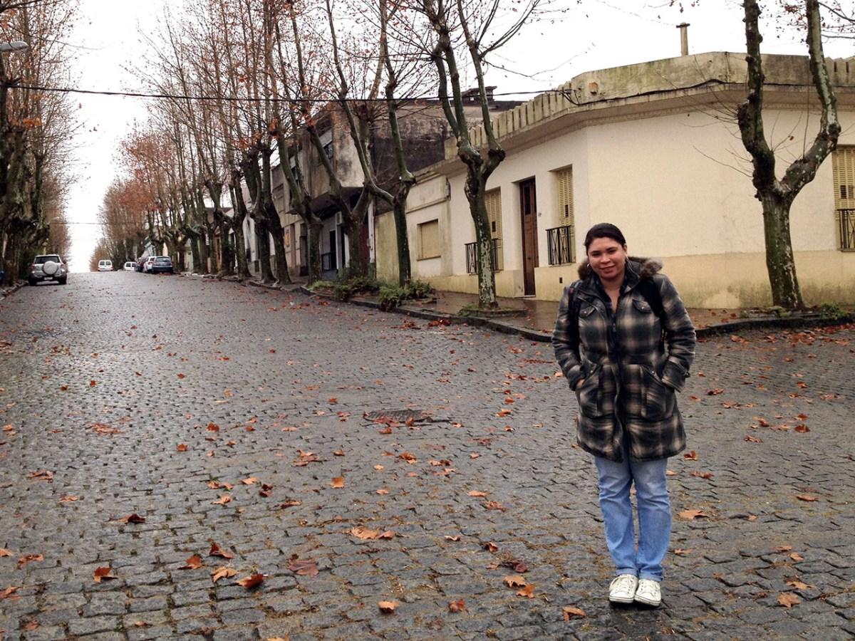 ruas de colonia
