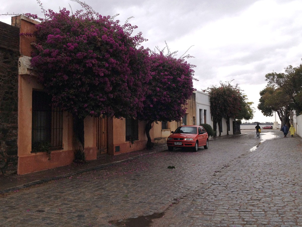 ruas plaza mayor