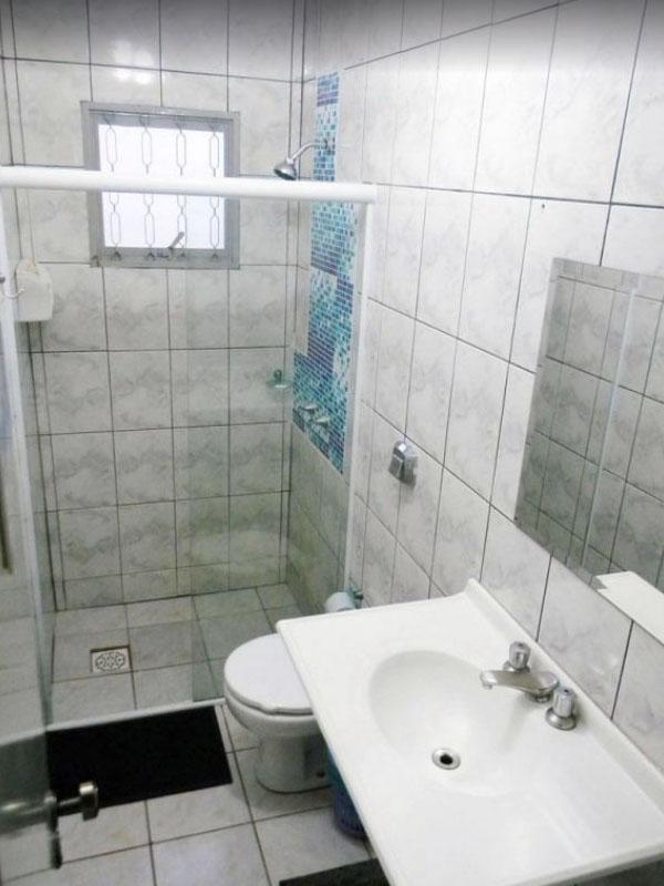 banheiro Iguassu Guest House