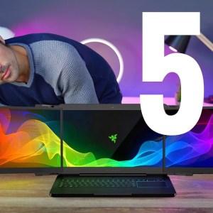 Top 5 New Tech & Gadgets of 2017