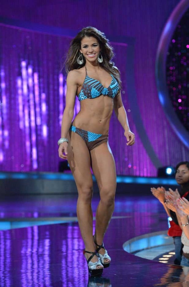 019ccf95214d Karol Scott Participated For The Second Time in Nuestra Belleza Latina