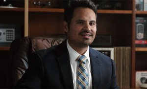 Luis in Business Attire in the movie Ant-Man