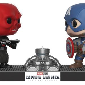 Funko Captain America Red Skull