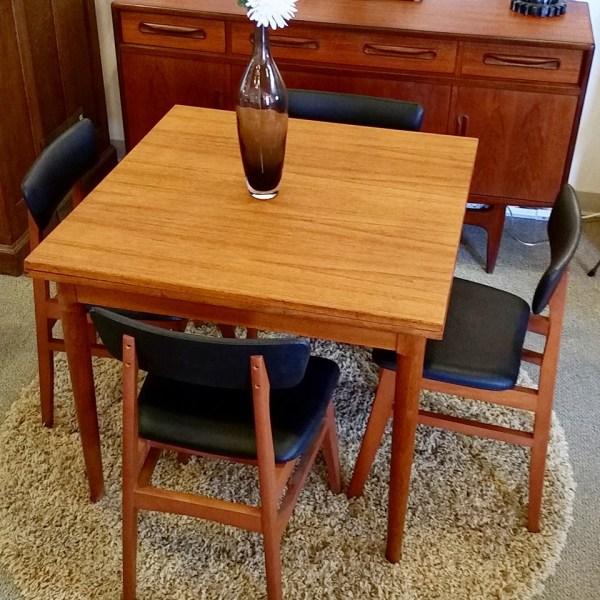 Mid-century Table Antique Furniture Id 208 884-4599