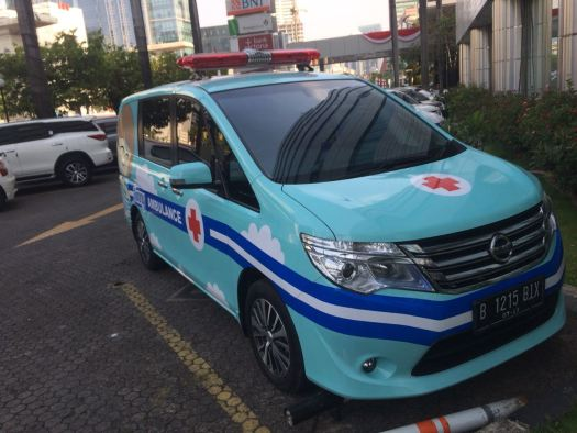 jasa ambulance