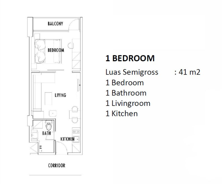 dago suites layout