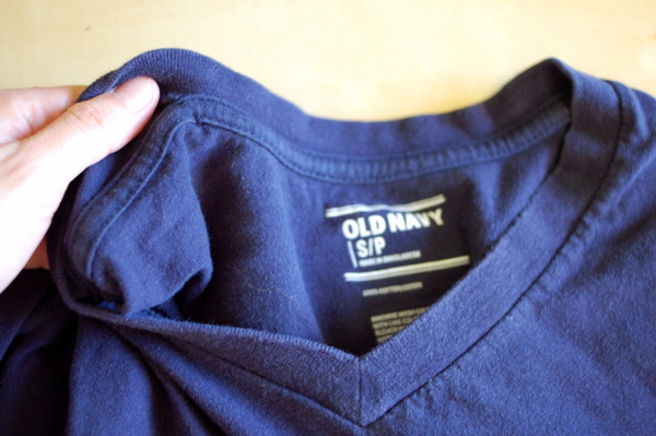 T Shirt Stabilizer
