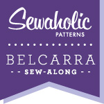 Sewaholic Belcarra Badge