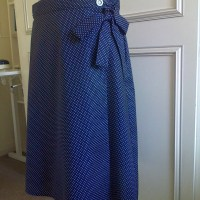 Breezy Easy Wrap Skirt - Diana Rupp (S.E.W)