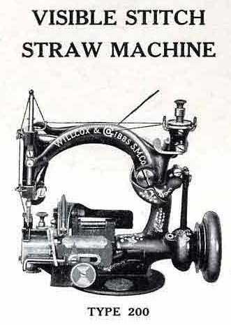 Westinghouse Sewing Machine Serial Numbers