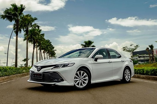 CAMRY FACELIFT