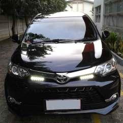 Sewa Mobil Grand New Avanza Jogja Dark Brown Mica Mewah Semarang