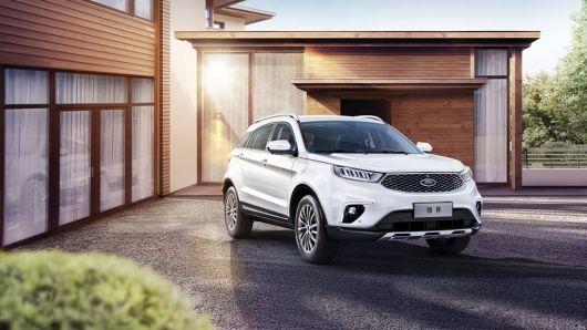SUV China