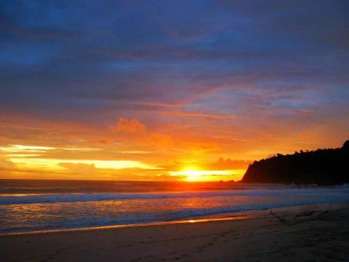 Sunset Modangan