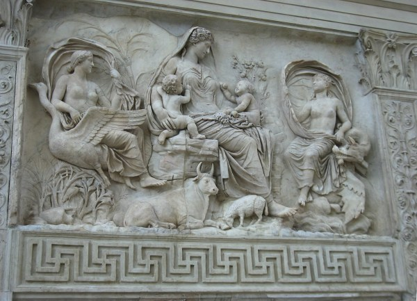Ara Pacis Roman Art And Architecture Sewanee Latin 300-caesar Advent 2012