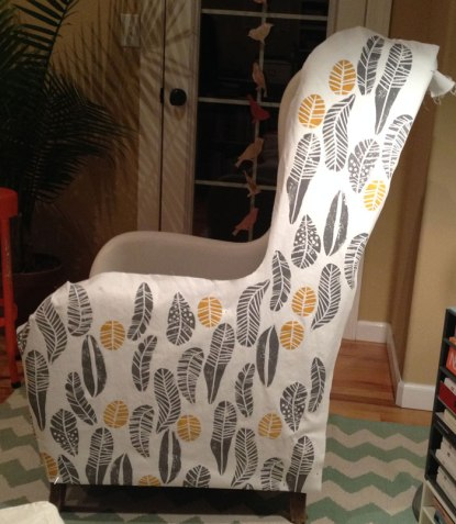 Stuhl-Seite