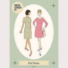 Zoe Dress Sewing Pattern