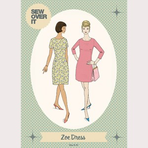 Zoe Dress Sewing Pattern