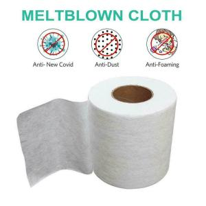 Melt-blown Nonwoven DIY Fabric Face Filter Cloth