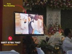 Sewa TV di Medan untuk Permikahan