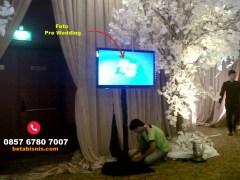 Sewa TV di Medan untuk Pernikahan