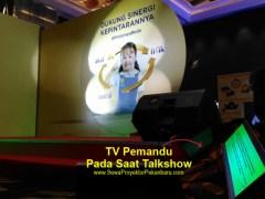 sewa tv lcd pekanbaru untuk presenter