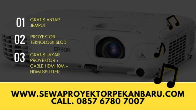 rental projector pekanbaru murah1