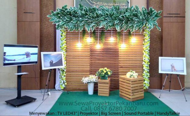 Paket Pernikahan terjangkau di Hotel Pekanbaru