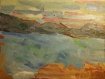 Erik Nelson, Paintings
