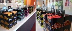 K'ul Chocolate: Boxes of Bars