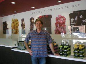 Peter Kelsey, Proprietor of K'ul Chocolate