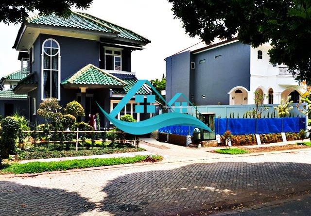 Rekomendasi Villa di Puncak Resort 3 Kamar Private Pool