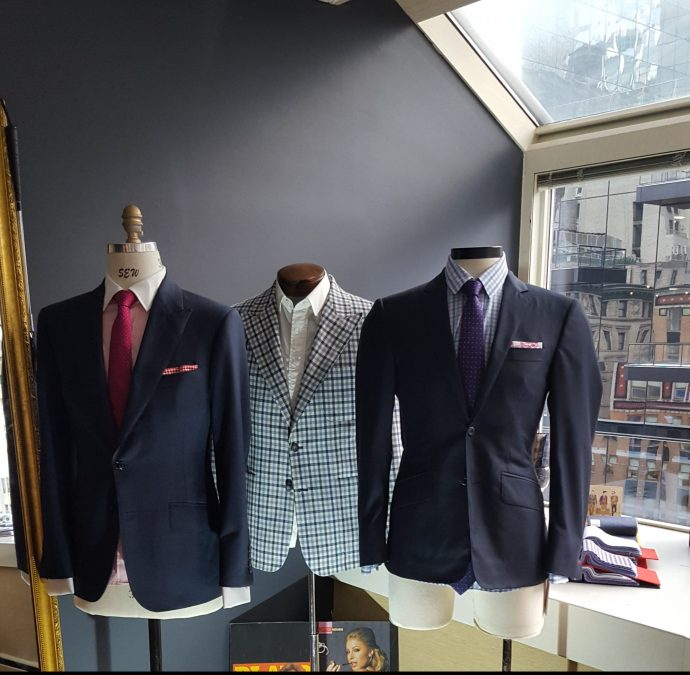 Best custom Suits and Shirts in NYC