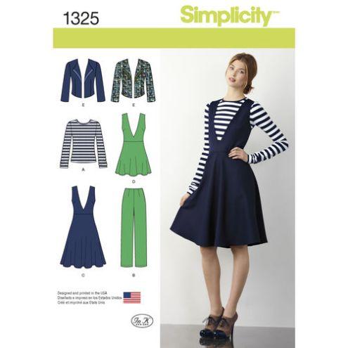 simplicity 1325