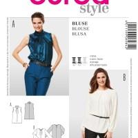 Burda Style 6984 - Blouse`