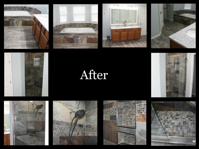 After Pics Collage