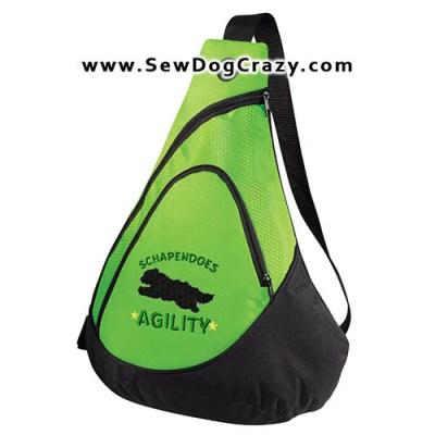 Schapendoes Agility Bag