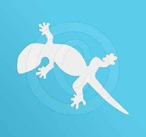 Lizard Decals