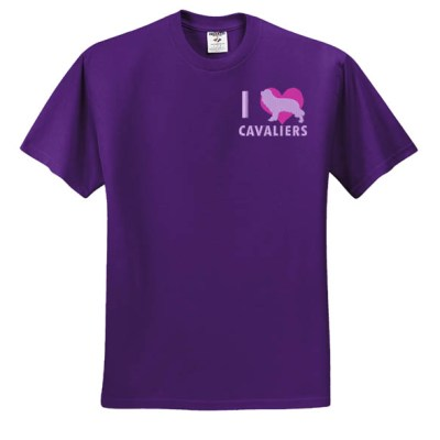Embroidered CKCS Shirt