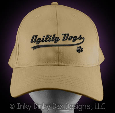 Agility Dogs Baseball Hat